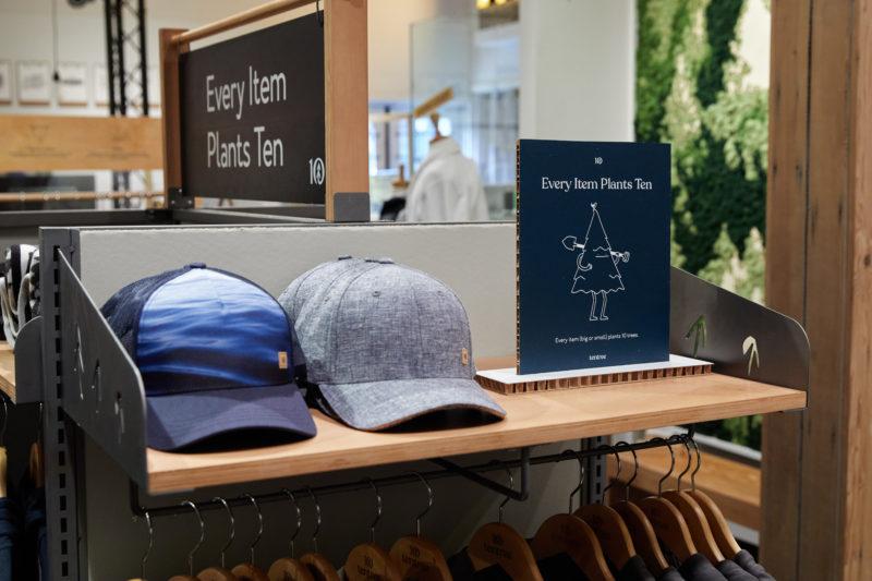 tentree hats