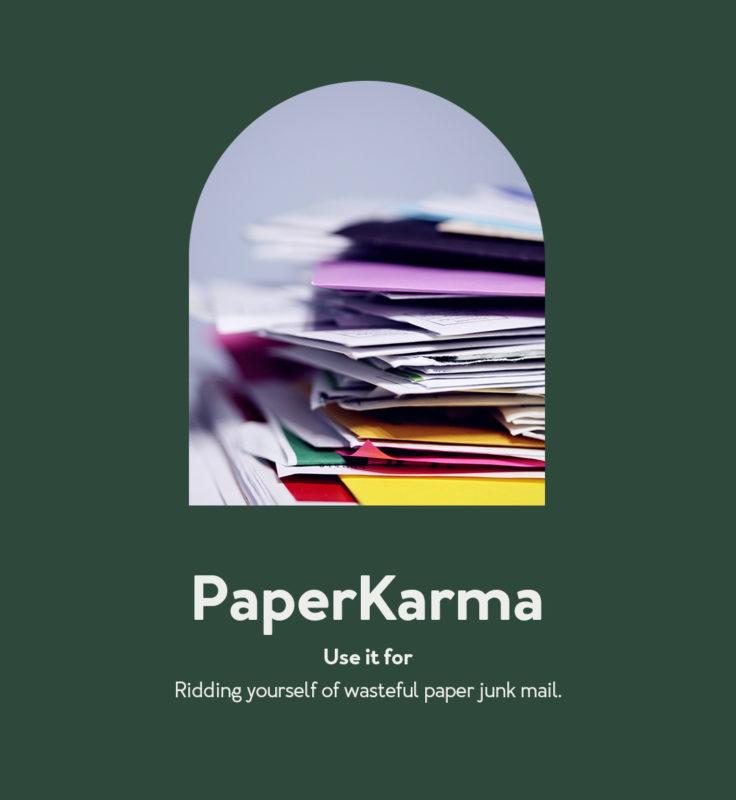 paper karma title