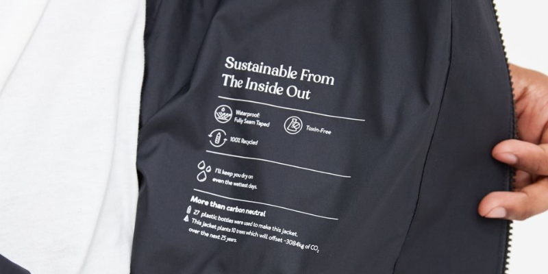 tentree sustainable shout outs