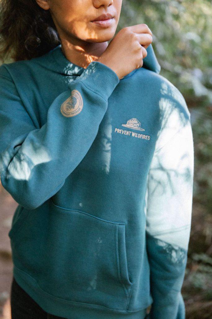 smokey bear sweater